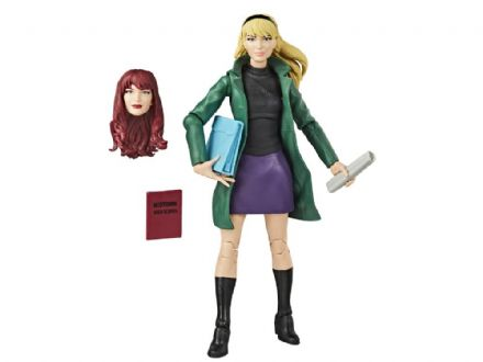 Hasbro Marvel Legends Spider-Man Retro Collection Gwen Stacy Action Figure